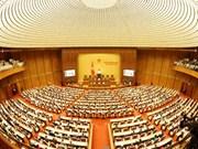 Inauguran el quinto período de sesiones de la Asamblea Nacional de Vietnam