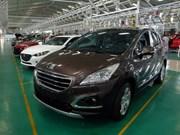 Ventas de automóviles en Vietnam aumentan considerablemente en abril