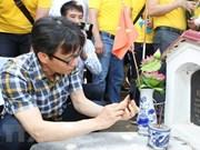 Vietnam impulsa proyecto del sitio web sobre mártires nacional
