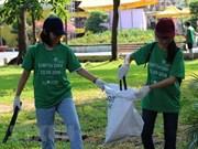 Vietnam se suma al Día Global de los Voluntarios