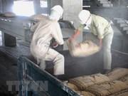 Buenas señales para la exportación de materiales de construcción de Vietnam