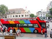 Autobuses de dos pisos recorrerán las calles de Hanoi este mes