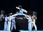 Inauguran en Vietnam Campeonato Asiático de Taekwondo
