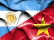 Felicita Vietnam a Argentina por aniversario de la Revolución de Mayo