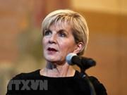 Australia desea ampliar nexos de cooperación con Vietnam, dice canciller
