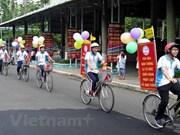 Celebran Festival de Países Bajos en ciudad centrovietnamita