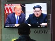 EE.UU enviará un equipo a Singapur para preparar cumbre entre Trump y Kim Jong-un