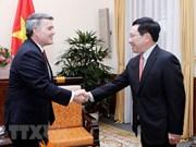 Vietnam y Estados Unidos refuerzan su asociación integral