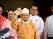 Presidente de Myanmar propone nuevo ministro de Finanzas y Planificación