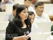 Parlamento de Vietnam aborda reformas en educación y ciberseguridad