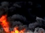 Indonesia: el incendio en internado mata a ocho personas