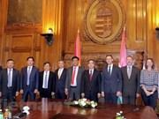 Vietnam y Hungría promueven lazos de cooperación económica
