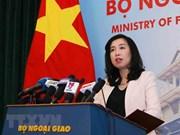 Vietnam respalda esfuerzos por la paz en la Península de Corea