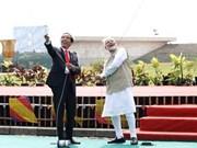 Indonesia e India establecen la Asociación Estratégica Integral