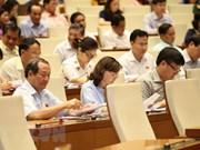 Parlamento de Vietnam analizará borrador de ley anticorrupción