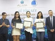 Jóvenes emprendedoras vietnamitas reciben becas de estudio en Israel