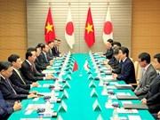 Prensa japonesa destaca cooperación con Vietnam