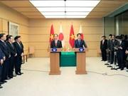 Presidente de Vietnam concluye visita estatal a Japón