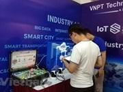 Inaugurarán exposiciones internacionales sobre tecnología informática en Vietnam