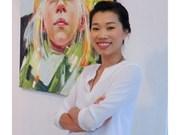 En Ciudad Ho Chi Minh exposición de artes Vietnam y Francia