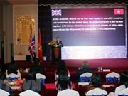 Vietnam y Reino Unido conmemoran el 45 aniversario de nexos diplomáticos