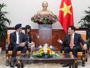 Vietnam aspira a fortalecer relaciones con Canadá