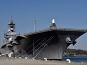 Fuerzas Marítimas de Autodefensa de Japón e Indonesia por promover cooperación