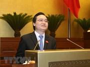 Ministro de Educación y Formación de Vietnam comparecerá ante el Parlamento