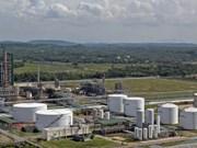 Refinería petrolera de Dung Quat entre plantas más verdes de Vietnam