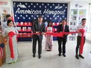 Inauguran en Vietnam primer modelo de estudio interactivo de Estados Unidos