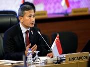 Canciller de Singapur visita Corea del Norte en vísperas de la cumbre Trump-Kim