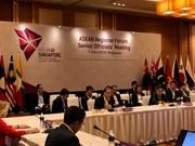 Vietnam resalta importancia de cooperación para la paz y seguridad regional