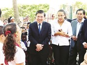 Cuba y Vietnam estrecharon relaciones en turismo