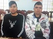Policía vietnamita entrega a China criminales buscados internacionalmente