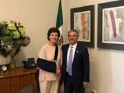 Impulsan cooperación cultural Vietnam-México