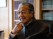 Primer ministro de Malasia aboga por revisar el CPTPP
