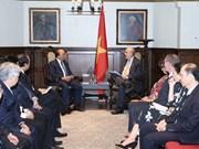 Premier de Vietnam reconoce aportes de OCDE al desarrollo socioeconómico del país