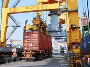 Exportaciones de Vietnam en cinco meses registran un aumento notable