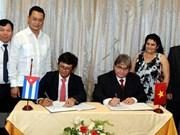 Televisión vietnamita fortalece nexos con socios cubanos