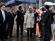 Primer ministro de Malasia visita Japón
