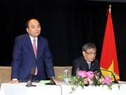 Vietnam facilita repatriación de connacionales residentes en Canadá, sostuvo premier Xuan Phuc
