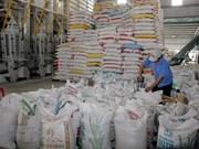 Tailandia se propone exportar más de 10 millones de toneladas de arroz este año