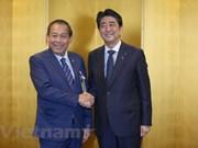 Vicepremier vietnamita destaca avances notable en nexos con Japón