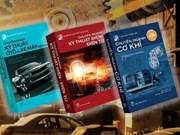 Presentan serie de libros de enseñanza profesional en Ciudad Ho Chi Minh