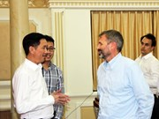 Ciudad Ho Chi Minh y Corporación Financiera Internacional robustecen cooperación bilateral