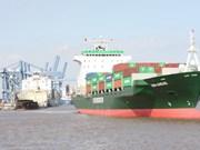 Atraca buque portacontenedores MSC Rosaria en  puerto vietnamita