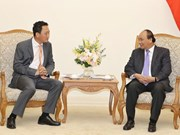 Primer ministro vietnamita recibe al nuevo embajador sudcoreano