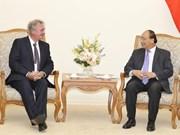 Premier de Vietnam saluda acuerdo marco de cooperación intergubernamental con Luxemburgo