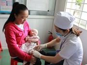 Se inaugura Semana nacional de vacunación en provincia vietnamita de Dak Lak