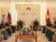 Vietnam y Rusia intensifican colaboración en misión de paz de ONU